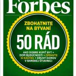 Riešime Bývanie v časopise Forbes!